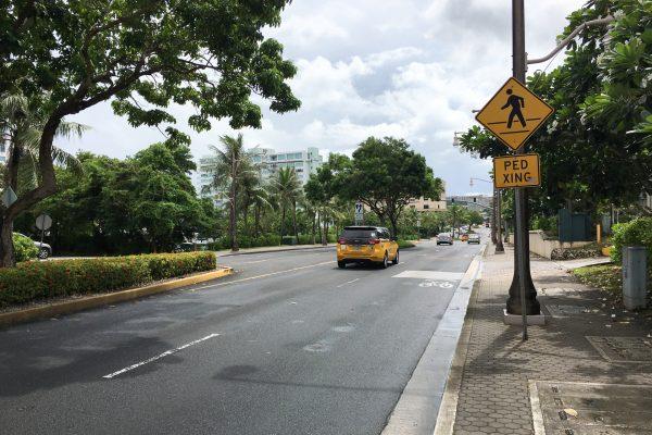 Guam road